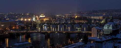 Praagse bruggen