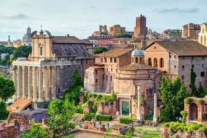 romeinse forum in rome