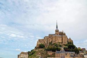 Mont Saint Michel foto