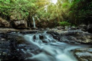 de haew suwat-waterval in thailand