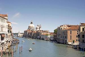uitzicht op Venetië