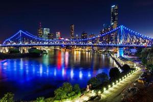 Australië. storybridge, Brisbane