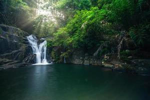 khlong pla kang waterval in thailand