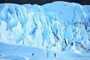 matanuska gletsjer foto