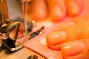 naaien met handen