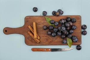 food fotografie plat van fruit foto