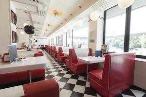 diner restaurant foto
