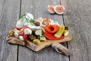 Grieks eten foto