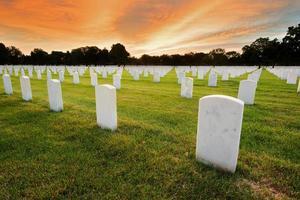 nationale begraafplaats foto