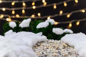 vrolijk kerstfeest achtergrond