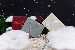 Kerst achtergrond voor het adventseizoen