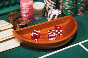 Accessoires voor casino gokken
