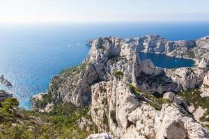 calanques bij Marseille en Cassis in Zuid-Frankrijk