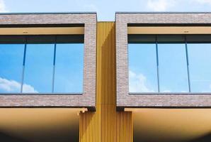 nederland, 2020 - modern geometrisch gebouw