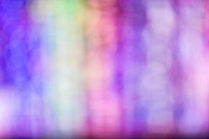 kleurrijke bokeh achtergrond