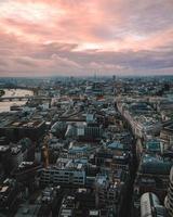 luchtfoto van Londen