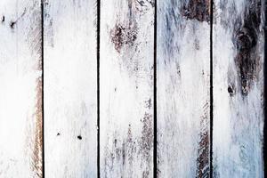 afbladderende verf op oud hout foto
