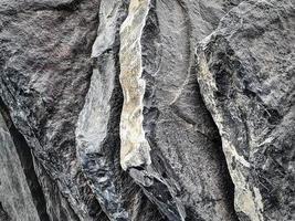 achtergrond van stenen platen textuur foto
