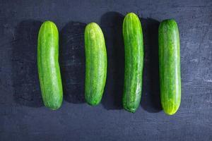 verse hele komkommers