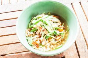 Thaise pittige soep foto