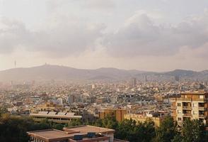 luchtfoto van een stad
