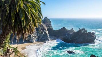 Mcway valt in Big Sur