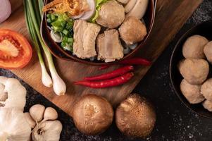 guay jap Thaise keuken
