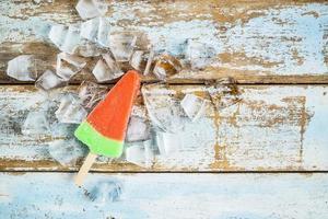watermeloen ijs