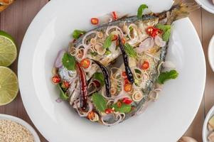 gefrituurde makreel