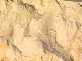 lichtbruine steen foto