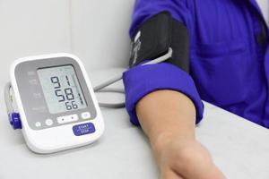 bloeddrukmonitor foto