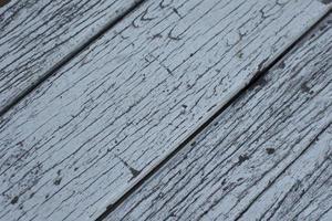 close-up van een houten tafel foto