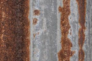roestige metalen achtergrond