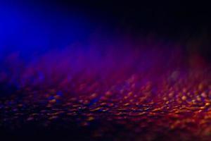 waterdruppels op gebrandschilderd glas foto