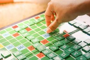 wiskundige spelletjes spelen voor studenten