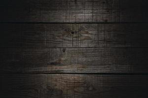 donkere houtstructuur. antieke achtergrondpanelen. foto