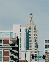 Salt Lake City, UT, 2020 - Wit en bruin betonnen gebouw overdag