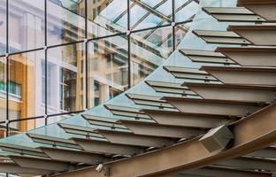 Salt Lake City, UT, 2020 - Wit en bruin betonnen gebouw