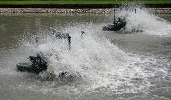 elektrisch behandelingswater foto