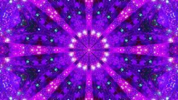 abstracte kalaidoscope mandala 3d illustratie achtergrondbehang foto