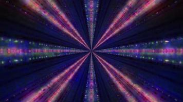 donkere abstracte deeltjes 3d illustratie achtergrond behang ontwerp kunstwerk foto