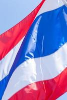 vlag van Thailand foto