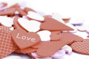 Valentijnsdag harten foto