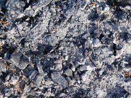 droge steenkool textuur foto
