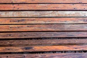 houten lattenmuur voor achtergrond foto