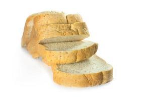 volkoren brood stapel