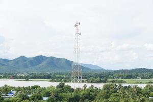 telefoon antennesysteem foto