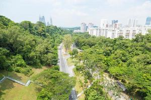 wegenpark in singapore foto
