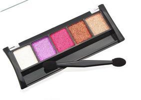 oogschaduw make-up palet foto