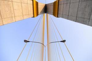 rama viii-brug in bangkok, thailand
